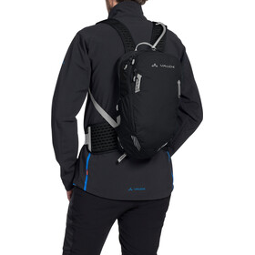 VAUDE Aquarius 6+3 Mochila, black/dove